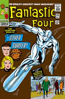 50th Anniversary of the Silver Surfer
