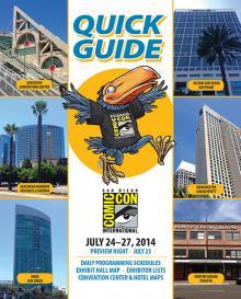 Comic-Con International 2014 Quick Guide
