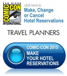 Hotels Comic Con International San Diego