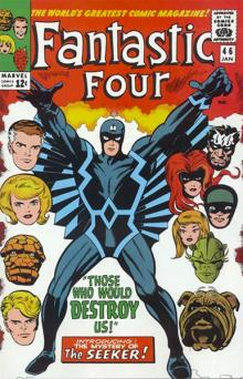 Marvel's The Inhumans 50th Anniversary