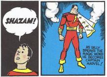 Shazam! The Original Captain Marvel 75th Anniversary