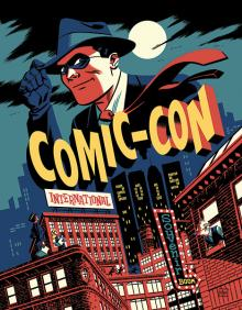 Comic-Con International 2015 Souvenir Book Cover