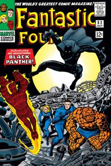 50th Anniversary of the Black Panther