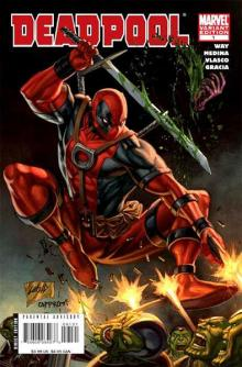 25th Anniversary of Deadpool