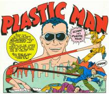 75th Anniversary of Plastic Man