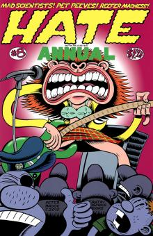 Peter Bagge - 2017 Will Eisner Hall of Fame Nominee