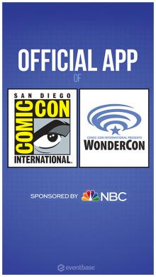 Official Comic-Con App Updated for Comic-Con 2018