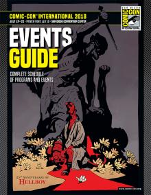 Comic-Con International 2018 Events Guide