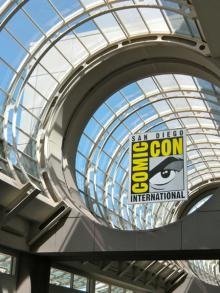 Comic-Con International 2016, July 21–24 at the San Diego Convention Center