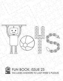 Comic-Con Museum@Home Fun Book #23: Toys