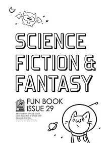 Comic-Con Museum@Home Fun Book #29: Science Fiction & Fantasy!