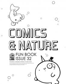 Comic-Con Museum@Home Fun Book #32: Comics & Nature