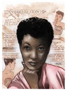 Jackie Ormes, Will Eisner Hall of Fame 2018 Judges' Choice Inductee