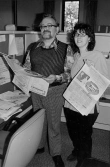 Don and Maggie Thompson, 2019 Will Eisner Hall of Fame Nominees