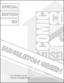 Comic-Con Museum@Home Special Edition Fun Book 6