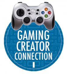Gaming Creator Connection at SAM 2019, Saturday, Oct. 26 at the Comic-Con Museum