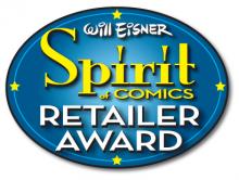 2014 Will Eisner Spirit of Comics Retailer Award