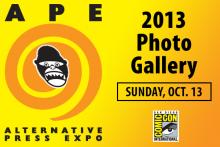 APE 2013 Sunday Photo Gallery