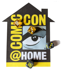 Comic-Con@Home 2020 Games