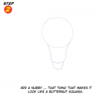 You Can Draw: An Idea! Step 2