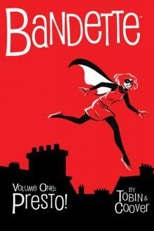 Bandette book cover