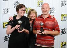 Colleen Coover, Allison Baker, and Paul Tobin