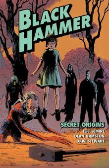 Black Hammer vol. 1