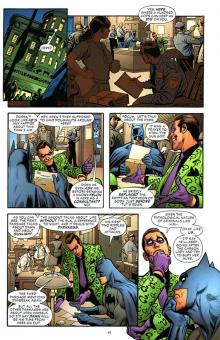 Batman: King Tut's Tomb by José Luis García-López