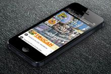 Comic-Con iPhone App