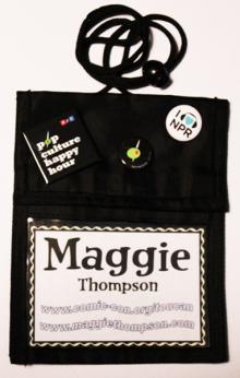 Maggie's Nametag