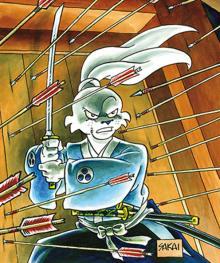 Usagi Yojimbo by Stan Sakai