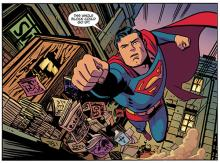 Superman by Samnee