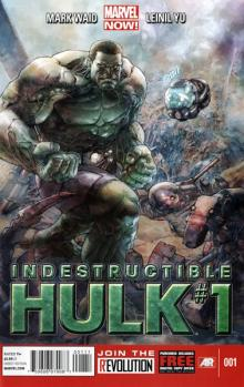 Indestructible Hulk by Mark Waid