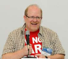 Stump Mark Waid