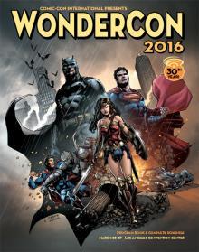 WonderCon 2016 Program Book