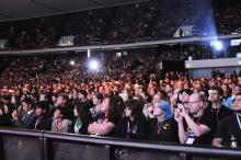 Arena crowds at WonderCon Anaheim