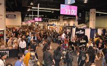 WonderCon Anaheim Exhibit Hall