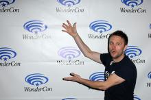 Chris Hardwick at WonderCon Anaheim