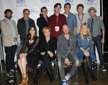 Much Ado About Nothing Cast at WonderCon Anaheim