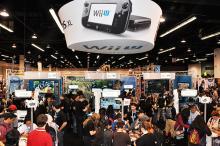 Nintendo Booth at WonderCon Anaheim