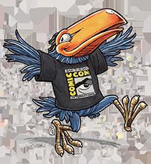 Comic-Con's Toucan Blog