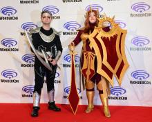 WonderCon Anaheim 2017 Masquerade