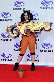 WonderCon Anaheim 2018 Photo Gallery