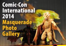 Comic-Con International 2014 Masquerade