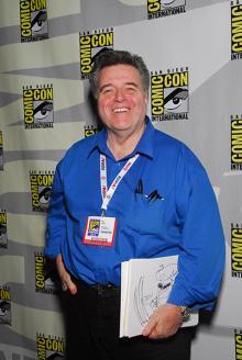 Neal Adams at Comic-Con International 2013