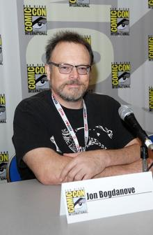 Jon Bogdanove at Comic-Con International 2013