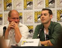 BOOM! Studios panel at Comic-Con International 2013