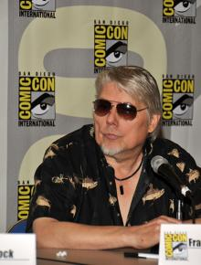 Frank Brunner at Comic-Con International 2013