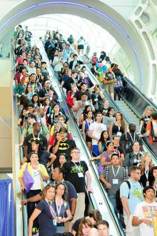 Comic-Con International 2013