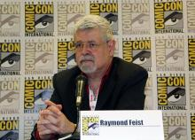 Raymond Feist at Comic-Con International 2013